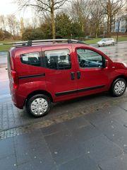 Fiat Qubo 8 fach bereift