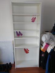 IKEA Billy Regal weiß