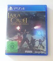 Lara Croft PS4 wie neu