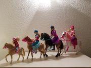 Barbie und ihre Schwestern im