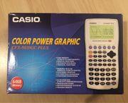 Casio Taschenrechner - Color Power Graphic