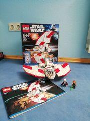 Jedi T-6-Shuttle von LEGO 7931