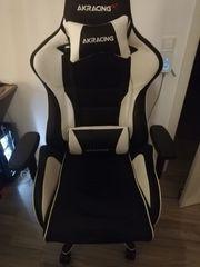 AK Racing Pro X Gaming