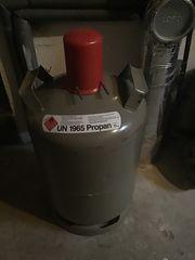 Volle Gasflasche 11kg