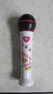 Barbie Fabulous Microfon