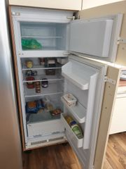 Kühl und Gefrierkombi Einbaukühlschrank