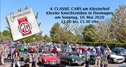 4 Classic Cars am Klosterhof