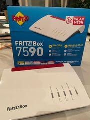 FritzBox 7590 wie neu