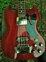 LUXOR SG Bass 70er Jahre