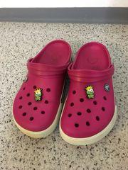 Crocs Pink Größe 39