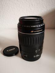 Objektiv Canon EF 55-200mm 4