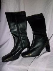 Stiefel Größe 39 mit Reißverschluss