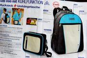 Neues Kühl-Duo Rucksck Tasche mit