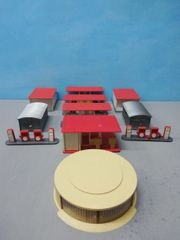 Wiking u a Garage - Tankstellen -