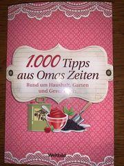 Buch 1000 Tipps aus Omas Zeiten