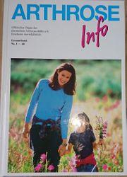 Arthrosebuch der deutschen Arthrosehilfe