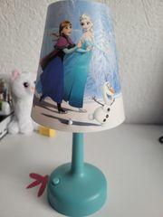 Die Eiskönigin Nachtlampe mit Abschaltautomatik