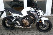 Honda CB 650F RC97 ABS