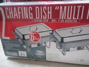2 Chafing Dish Multi Plus