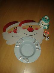 Weihnachtsdeko siehe Bilder