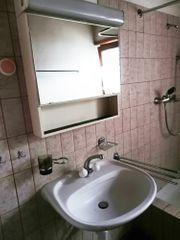 Spiegelschrank Waschbecken zu verschenken
