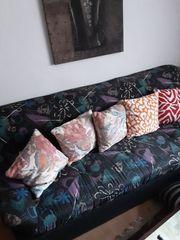 Couchgarnitur mit 2 Sesseln