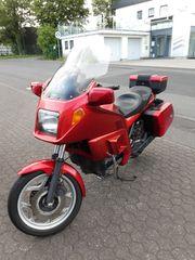 BMW K100 LT mit wenig