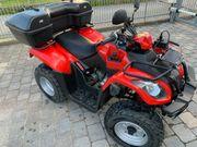 Kymco MXU 150 ATV