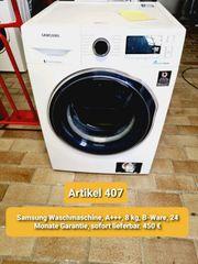 Samsung Waschmaschine A 6 kg