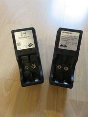 2 Akku-Ladegeräte