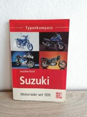 BUCH Suzuki Motorräder seit 1970