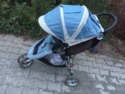 Kinderwagen Buggy citi mini WINTERfusssack