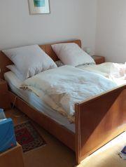 Bett Doppelbett 2 einzelne Matratzen
