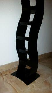 CD Ständer schwarz Acryl