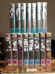 Buster Keaton 15 VHS-Kassetten Atlas-Film