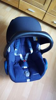Babyschale Maxi-Cosi CabrioFix incl Basisstation