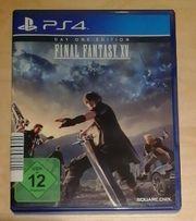 Final Fantasy XV für die