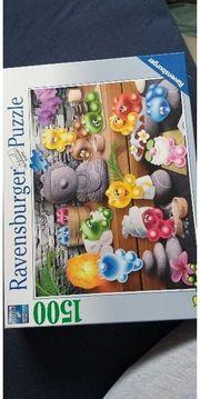 Ravensburger Puzzle Gelini Wellness 1500