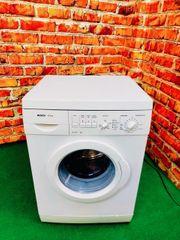 6Kg A Waschmaschine BOSCH Lieferung