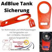 AdBlue Tank Sicherung - Wohnmobil- Fiat - Citroën