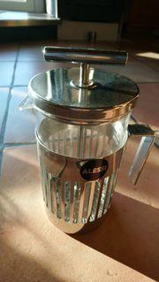 ALESSI 9094 8 Pressfilter Kaffee