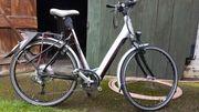 E-Bike Pedelec SPARTA XTS für