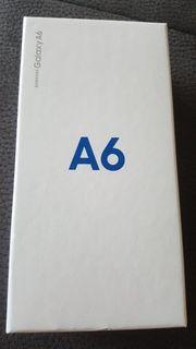 Samsung Galaxy A6 NEU