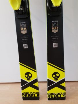 Bild 4 - Ski HEAD WORLDCUP REBELS i - Leimen