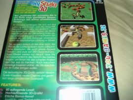 PC Gaming Sonstiges - Axysnake 3D - PC Spiel