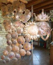 Winzer- Weingut- Wirtshaus-Skulptur Gott Bacchus