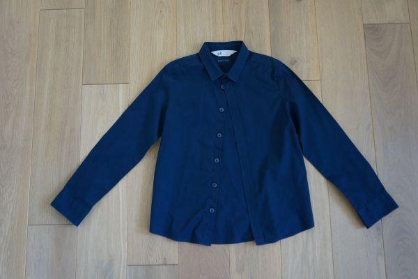 Jungen-Langarmhemd von H M Modell