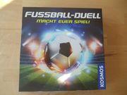 Taktisches Gesellschaftsspiel Fußball-Duell Kosmos 2-4