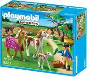 Playmobil 5227 Pferdekoppel Country
