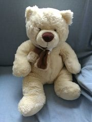 großer Teddybär wie NEU